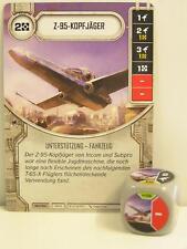 Star Wars Destiny - #056 z-95 - cacciatori di teste + CUBO-GRIGIO-IMPERO IN GUERRA