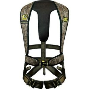 Hunter Safety System - Ultra-Lite Harness with ELIMISHIELD - L/XL - BottomLand