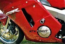 Honda CBR1100XX Blackbird R&G classic crash protectors bobbins CP0071BL