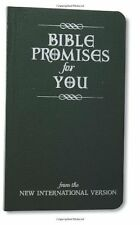 Bible Promises for You: from the New International Version by Zondervan, (Paperb