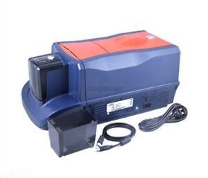 T11S Pvc-Id-Kartendrucker Einseitige Visitenkartendrucker-Maschine Neu hs
