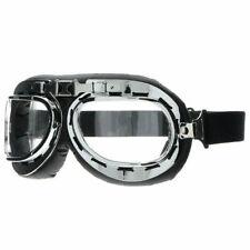 Mil-Tec Skydiving Fallschirm Tactical Goggles Commando Anti-Fog-Objektiv Klar