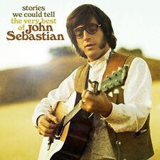 John Sebastian - Stories We Could Tell: The Very Best Of John Sebastian [New CD]