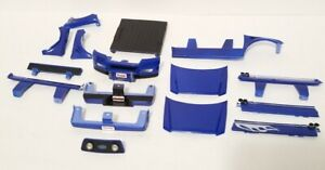 LOT OF XMODS BLUE 2005 FORD F150 - PARTS ~ HOODS BED COVER BUMBERS GRILL FENDER