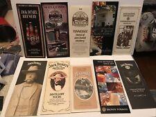 Jack Daniels Brochure Lot #1