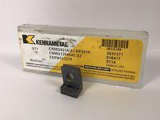 KYOCERA CNMG431AH CNMG120404AH New Carbide Inserts Grade KW10 10pcs