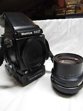 Mamiya RZ67 Pro II W/ Prism Finder 220 Back Winder Mamiya Sekor Z 1:4 65mm lens