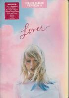 Taylor Swift CD - Lover: Journal 4 (Deluxe Album Version 4) NEW & SEALED