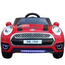 Kinder Elektro Auto  Kinderfahrzeug Kinderauto Cabrio S Fernbedienung MP3 LED
