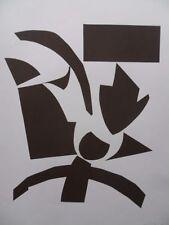 Original Abstract Serigraph & Silkscreen Art Prints