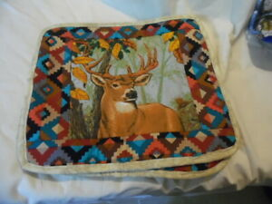 Placemats Set of 4 Small Deer Placemats