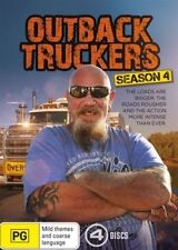 Outback Truckers : Series 4 (DVD, 2016, 4-Disc Set)