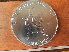 Won 2000 1987 sur-corea judo c/n seúl 1988 St