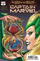 Captain Marvel #6 Marvel Comic 1st Print 2019 unread NM