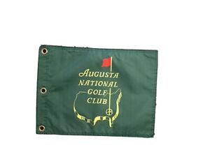 Green Augusta National Golf Club Souvenir Flag Tiger Woods PGA 2020 Masters