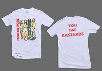 Limited Rare Vtg Faith No More vintage 1990 t-shirt USA size