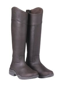 Just Togs Meadow Country Rider Riding Boots - now only £95.00