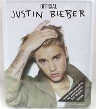 Justin Bieber Collectors Tin Books Posters