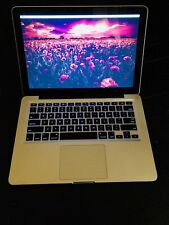 "13"" Early 2011 Apple MacBook Pro 2.7GHz i7, 256 Ssd  16GB Photoshop - Office - L"