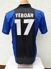 Hamburger SV Away Trikot 1997/98 YEBOAH M uhlsport Hyundai Away Shirt Jersey S