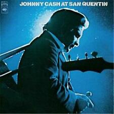 JOHNNY CASH AT SAN QUENTIN REMASTERED 2 CD NEW