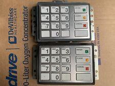 Cryptera Usa 1316-5743 R2a Keypad Lot Of 2