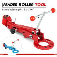 Heavy Duty Reforming Extending Roll Fender Tool Wheel Arch Roller Flaring Former
