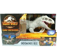"Jurassic World Camp Cretaceous Super Colossal Indominus Rex 42"" Dinosaur Figure"