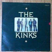 THE KINKS Same LP/GDR