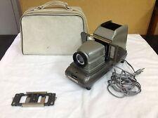 Used - Vintage Projector of slides INOX ZÉCLAIR Proyector diapositivas - Usado