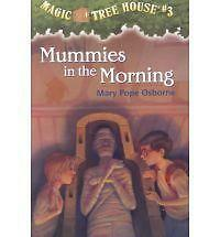 Mummies in Morning by Mary Pope Osborne (Paperback, 1996) Magic Tree House 3