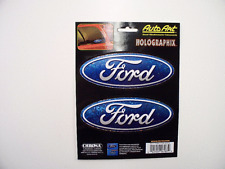FORD 2 Decal Set Holographic 002 Sticker