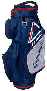 TaylorMade Select Cart Bag 2021 Golf 14-Way Top New - Choose Color!