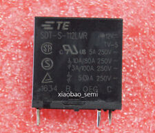 2PCS ORIGINAL OEG SDT-S-112LMR TE Relay 4PINS