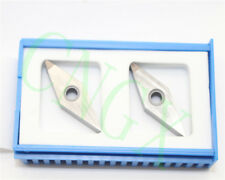 2pcs NEW CBN  VNGA160408 CBN  Diamond CNC Blade Insert High Quality