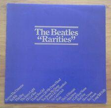 BEATLES-Rarities-Black/Silver labels-A7-LP