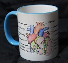 Heart Cardiac Medical Doctor Gift Mug