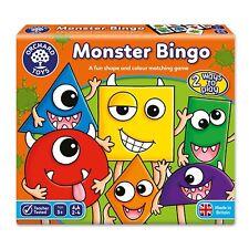 Monster Bingo Game - Orchard Toys