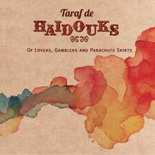 Taraf De Haidouks - Of Lovers Gamblers and Parachute [CD]
