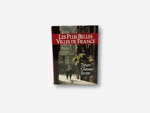 """Livre """"Les plus belles villes de France"""""""