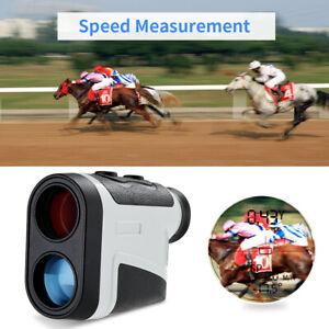 BOBLOV Outdoor  Golf Laser Range Finder 800m Hunting Rangefinder Distance Speed