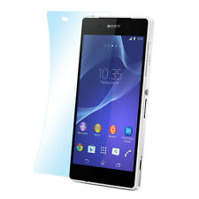 6x Super Clear Film Protection Sony Xperia z2 transparent écran screen protector