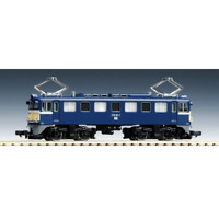 Tomix 2136 J.N.R. Electric Locomotive ED61 (Blue) - N