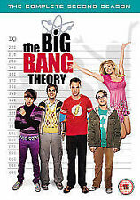 The Big Bang Theory - Series 2 - Complete (DVD, 2009, 4-Disc Set)