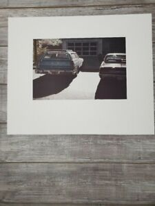 Robert Bechtle Car #2 Ford Cars Lithograph Pencil Signed Artist Proof 17-3 Color