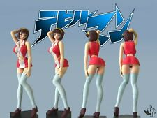 Devilman デビルマン Miki Makimura 牧村ミキ resin kit 1/5 by Korova Milk Bar/SRM !