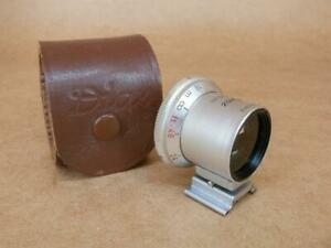 Diax Viewfinder for 90mm with case suit Leica, Voigtlander, Canon etc