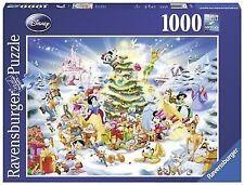 SameDayDispatch Ravensburger Disney Christmas Eve Jigsaw Puzzle (1000 Pieces)