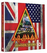 Def Leppard - London To Vegas [New Blu-ray] Ltd Ed, With CD, Boxed Set