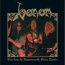Venom - Live From The Hammersmith Odeon Theatre (Gold Vinyl) [New Vinyl LP] Colo